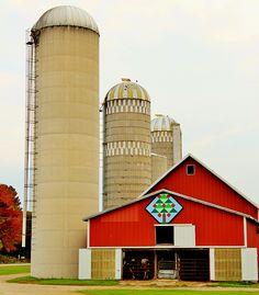 Barn Quilt in Door County