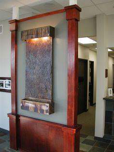Chiropractor in Poway Dr. Kip Rode of Rode Chiropractic's reception area #chiropractor #poway