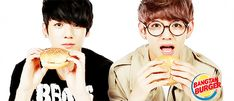 I really want to go to Bangtan Burger! ^^ and I got V as my soul mate! YES
