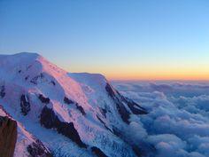 Mont Blanc - Switzerland