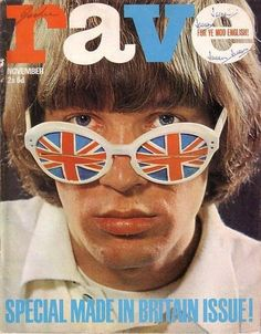 theswinginsixties: Rave magazine 1960s.