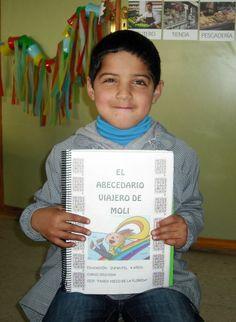 MI CLASE DE INFANTIL: ABECEDARIO VIAJERO