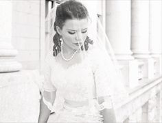 Bridals at the Utah State Capitol. Vintage dress. Rachel Marie Photography.