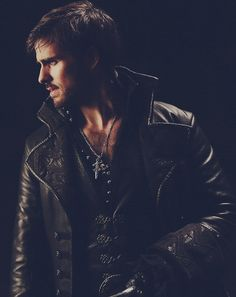 Colin O'Donoghue. Team Hook OMG!! Sorry family in joining the dark side, it's just too hot!
