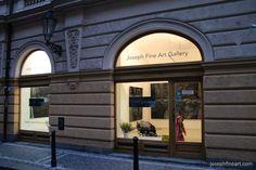 Joseph Fine Art Gallery  Exhibition The Throne of Thyatira Ilya Gaponov