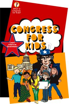 Congress for Kids - Interactive, Fun-filled Experiences About the Federal Government 3rd Grade Social Studies, Social Studies Activities, Teaching Social Studies, Interactive Activities, Teaching History, History Education, Interactive Notebooks, Government Lessons, Teaching Government