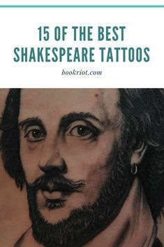 15 of the best Shakespeare tattoos