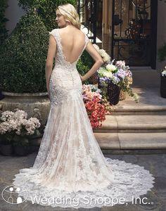 Casablanca  Bridal Gown 2215