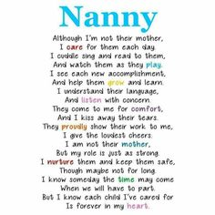 Out Of  Children Get Their Awesomeness From Their Nanny