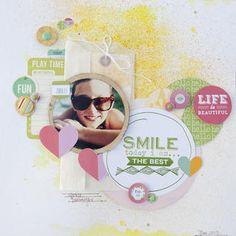 Smile by celestev at Studio Calico