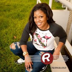 Casual Jeans & 3/4 sleeved t-shirt Senior Portraits by Ryan David Jackson Photography located in Fayetteville, NC. www.seniorportraits.ryandavidjackson.com  #outdoorportraits #ncportraits #northcarolina #photography #photographer #ncseniorportraits #bestphotographer #fayettevillephotography