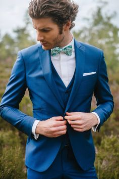 8 conseils pour choisir le costume de son mariage