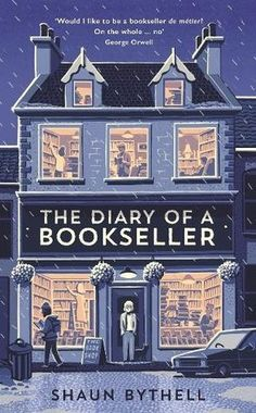 'The Diary of a Bookseller' is ShaunBythell's account of running Scotland's largest second-hand bookshop which he bought in 2001 in Wigtown, Scotland's national book town. While many book lovers m…