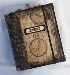 Travel Journal.  For more journaling ideas see www.journaling4faith.com.