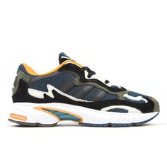 #adidas Temper Run - Black/Black/Running White #sneakers