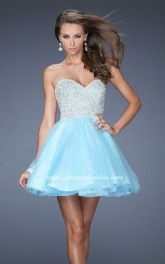 Blue Short Homecoming Dresses | Dresses for events | Pinterest ...