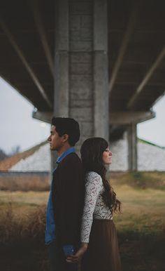 Josh & Kinsey. © Nathan Stracke & Andrew Edwards, 'The Lensman'.