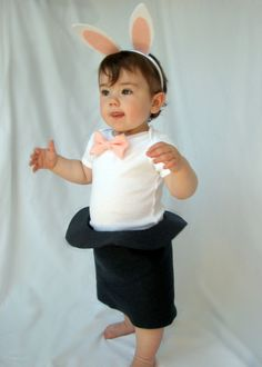 Magic Rabbit In A Hat Costume Funny Easter by TheWishingElephant, $43.00