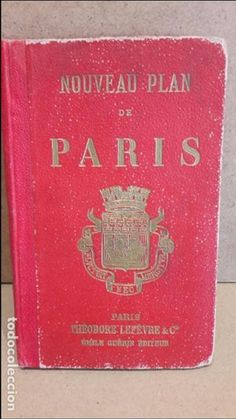 NOUVEAU PLAN DE PARIS. MAPA DESPLEGABLE. EXPOSICIÓN 1900 / BUEN ESTADO EN GENERAL.