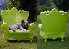 Saw Italy outdoor king Chair...