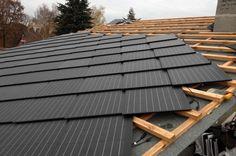 Photovoltaik mit einfacher Monatge