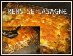Pasta | Kreatiewe Kos Idees Meat Recipes, Pasta Recipes, Recipies, Cooking Recipes, Kos, Baked Spagetti, South African Recipes, Ethnic Recipes, Lasagna Rolls