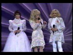 Dolly Parton, Loretta Lynn & Tammy Wynette-Silver Threads and Golden Nee...