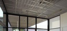 Expanded Metal Ceilings | Lindner Group