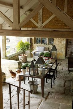 Richard Parr Cotswold Country Garden Room - Garden Room Designs, Ideas (houseandgarden.co.uk)