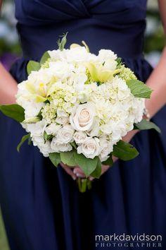 Seacoast Wedding Bridesmaids Flowers