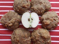Fournée de Pommoelleuses by Madame Labriski, via Flickr Biscuits, Desserts Sains, Muffin Recipes, Healthy Desserts, Cupcake Cakes, Cupcakes, Madame, Muffins, Sweets