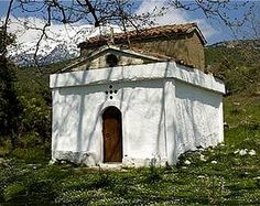 https://www.facebook.com/XenonasVasiliki A little cross-shaped chapel of PALEOPANAGIAS IN EVIA