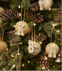 Kym ornament tree