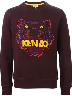 Shop Kenzo 'Tiger' sweatshirt in Capsule By Eso from the world's best independent boutiques at farfetch.com. Shop 300 boutiques at one address.
