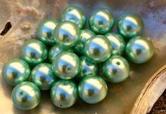 czech Glass Pearls,