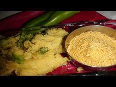 Surti Khamani - Sev Khamani - Gujarati Cuisine