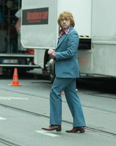~Rupert <3 Scared Of Spiders, Rupert Grint, Redheads, Normcore, Celebrities, Fashion, Red Heads, Moda, Celebs