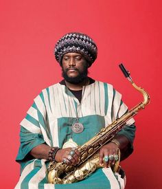 """shaolinjazz: """" Kamasi Washington is back with a short film for his new track """"Truth"""" off of his upcoming EP #HarmonyOfDifference. It's been about two years since he dropped his album #TheEpic, so..."""