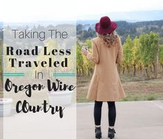 A guide to boutique wineries in Oregon Wine Country: Willamette Valley