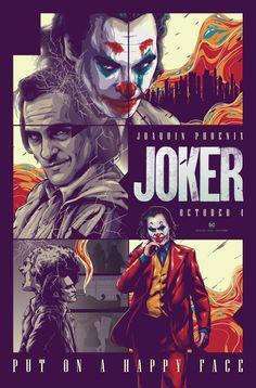 Alternative movie poster for Joker Batman Joker Wallpaper, Joker Iphone Wallpaper, Joker Wallpapers, Joker Poster, Movie Poster Art, Film Posters, Joker Film, Joker Art, Joker Makeup