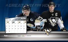 Sidney Crosby - April 2012 Wallpaper