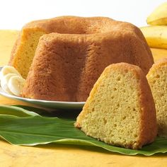 Tortuga Banana Rum Cake (16oz) - $24.95 The sweet banana flavor brings the tropics to your taste buds in our Tortuga Banana Rum Cakes. Baked in the Caribbean with only the finest ingredients, each rum cake is hand glazed with special 5-year-old, oak barrel aged Tortuga Gold Rum then vacuum sealed to lock in the delicious freshness. The cakes have a shelf life of 12 months, or indefinitely if refrigerated or frozen.