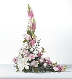Unique Church Flowers - For Weddings