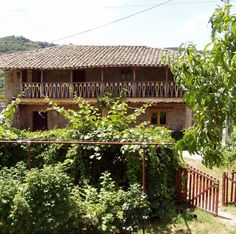 Reitoral de Chandrexa de Queixa (Ourense) http://www.organicholidays.co.uk/at/2091.htm