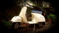 Vespa s as my Tamara