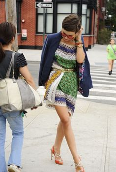 scarf dress by the glamourai