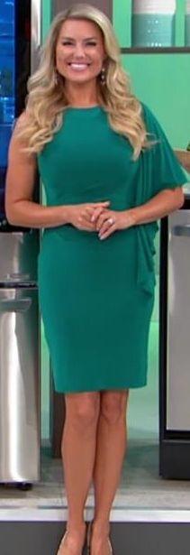 Beautiful Rachel Reynolds. Air date 1/23/18