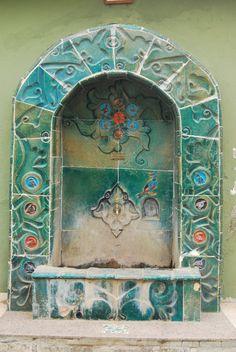 Fountain...İznik - Bursa - Turkey Empire Ottoman, Republic Of Turkey, Silk Road, Backyard Projects, Prehistory, Wishing Well, Mexico Travel, Asia, Wanderlust Travel