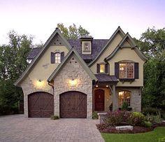 European Cottage. Micon Construction, Inc.