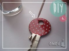 DIY: Llaves decoradas